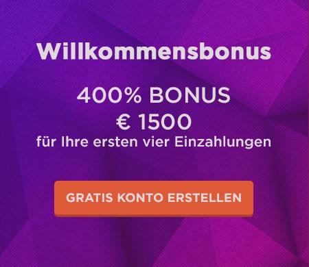 MrBet Willkommensbonus